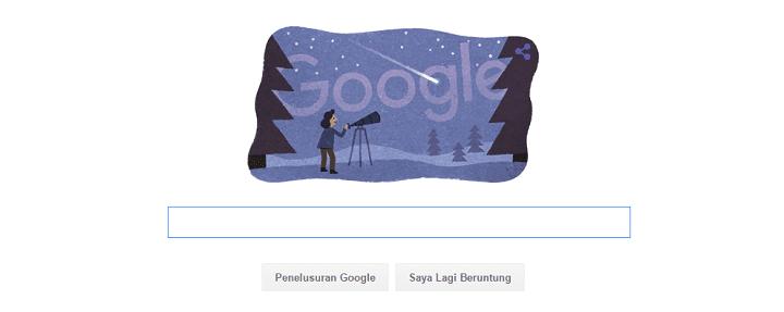 batrice tinsley dijadikan google doodle