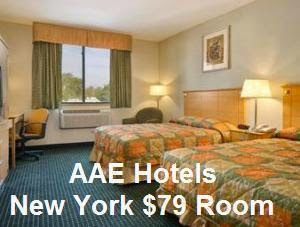 L'AAE Super Eight Hostel New York