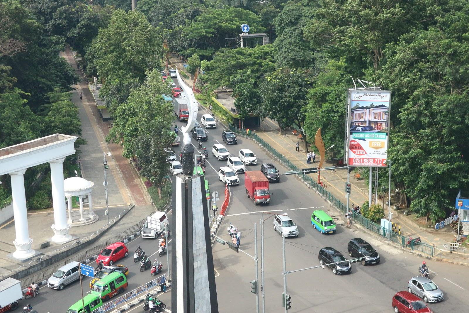 Staycation di Bogor di Hotel Amaroossa Bogor