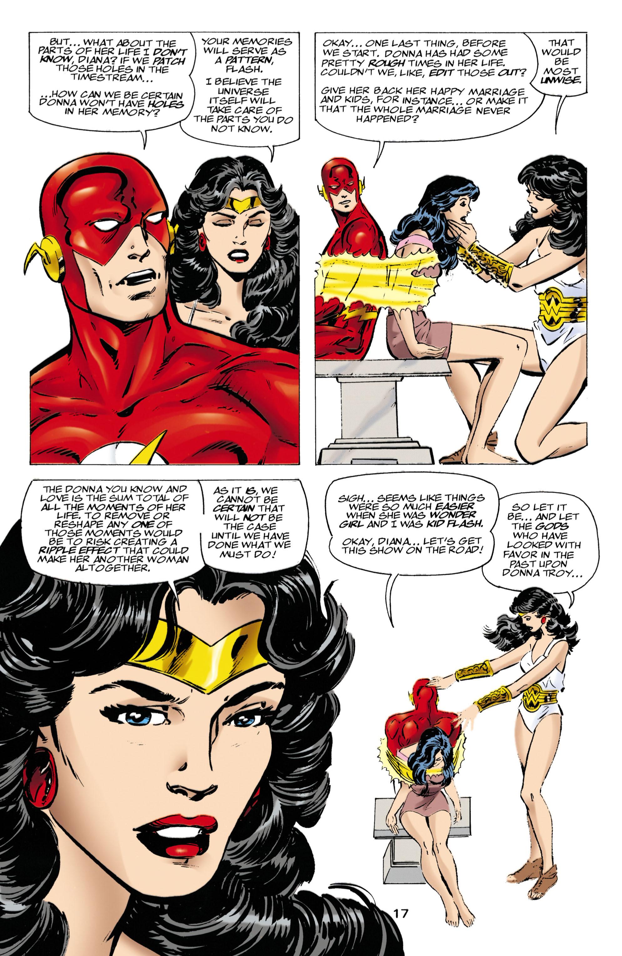 Read online Wonder Woman (1987) comic -  Issue #136 - 18