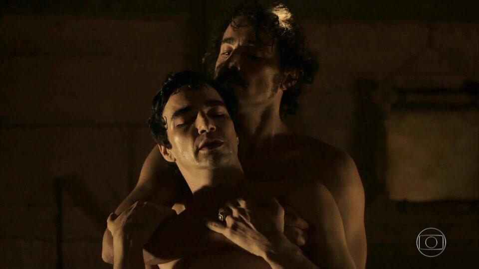 Cena de sexo gay em 'Liberdade, Liberdade' faz Ibope da novela subir