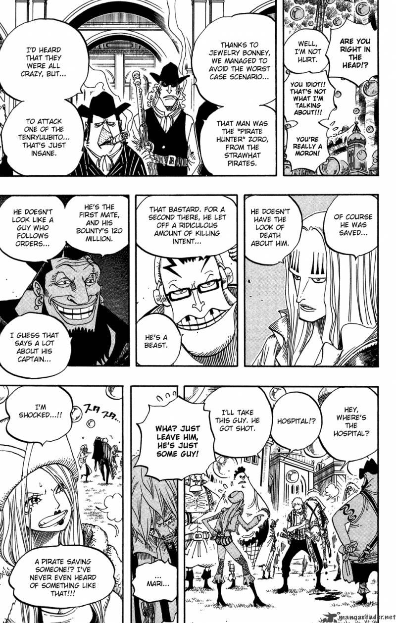 One Piece 499