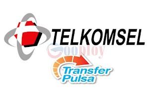 Cara Transfer Pulsa Simpati Telkomsel 100% Berhasil