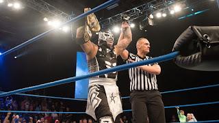 IMPACT WRESTLING - Eli Drake y Scott Steiner campeones por pareja en Redemption. Pentagón Jr es la nueva imagen del Campeonato Mundial