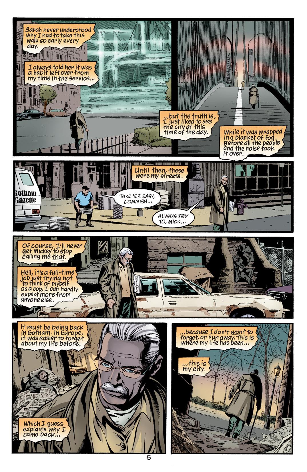 Detective Comics (1937) 784 Page 5