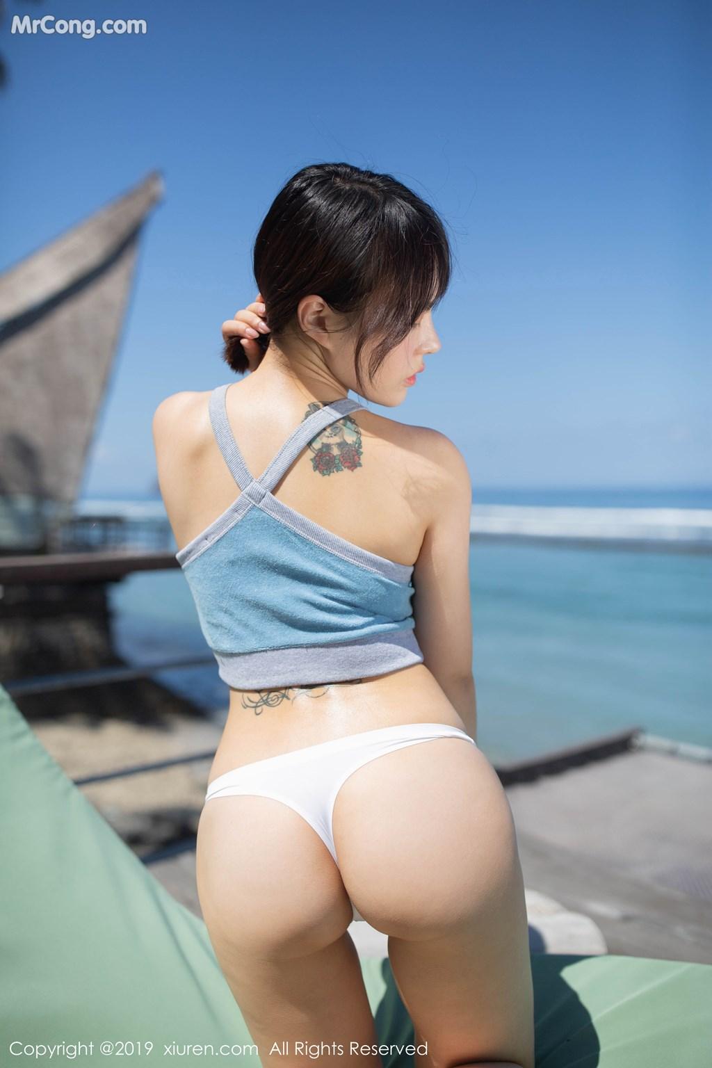 Image XIUREN-No.1612-Evelyn-Ai-Li-MrCong.com-009 in post XIUREN No.1612: Evelyn (艾莉) (91 ảnh)