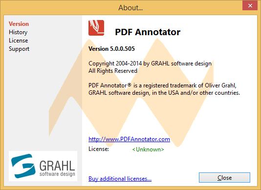 PDF Annotator 5.0