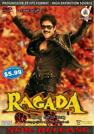 Ragada 2010 Dual Audio 720p UNCUT BluRay [Hindi – Telugu] ESubs Download