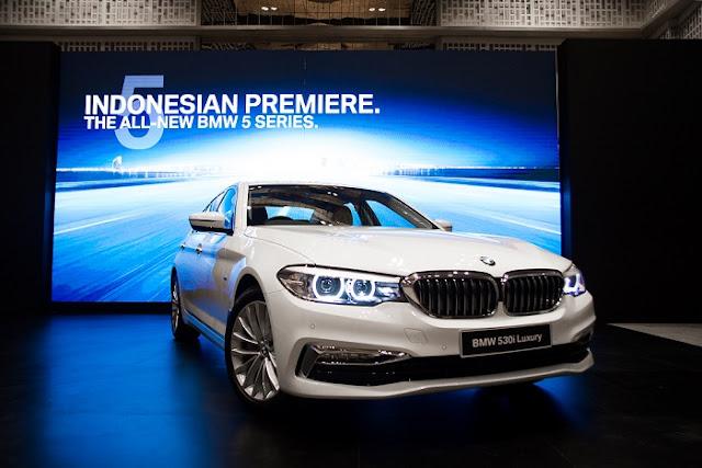 BMW Seri 5 kendaraan teraman di dunia