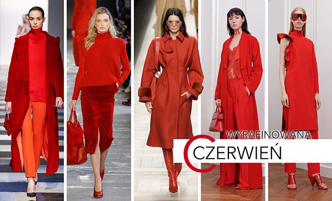 modne kolory jesien 2017