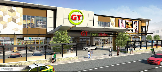 GT Town Center Pavia tenants mostly local entrepreneurs