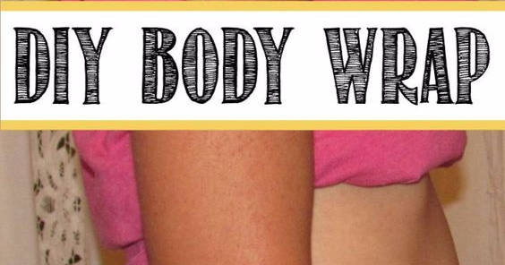 DIY Body Wrap – Lose up to 1 inch over night! - HEALTH AND ...