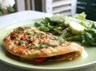 Cara Membuat Omelet Telur Untuk Diet