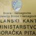 Rang liste za dodjelu stipendija od Ministarstva za boračka pitanja TK