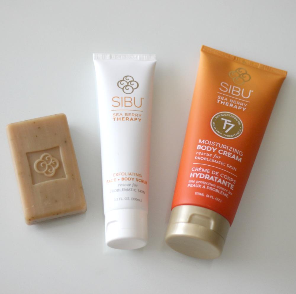 SIBU Sea Berry Therapy