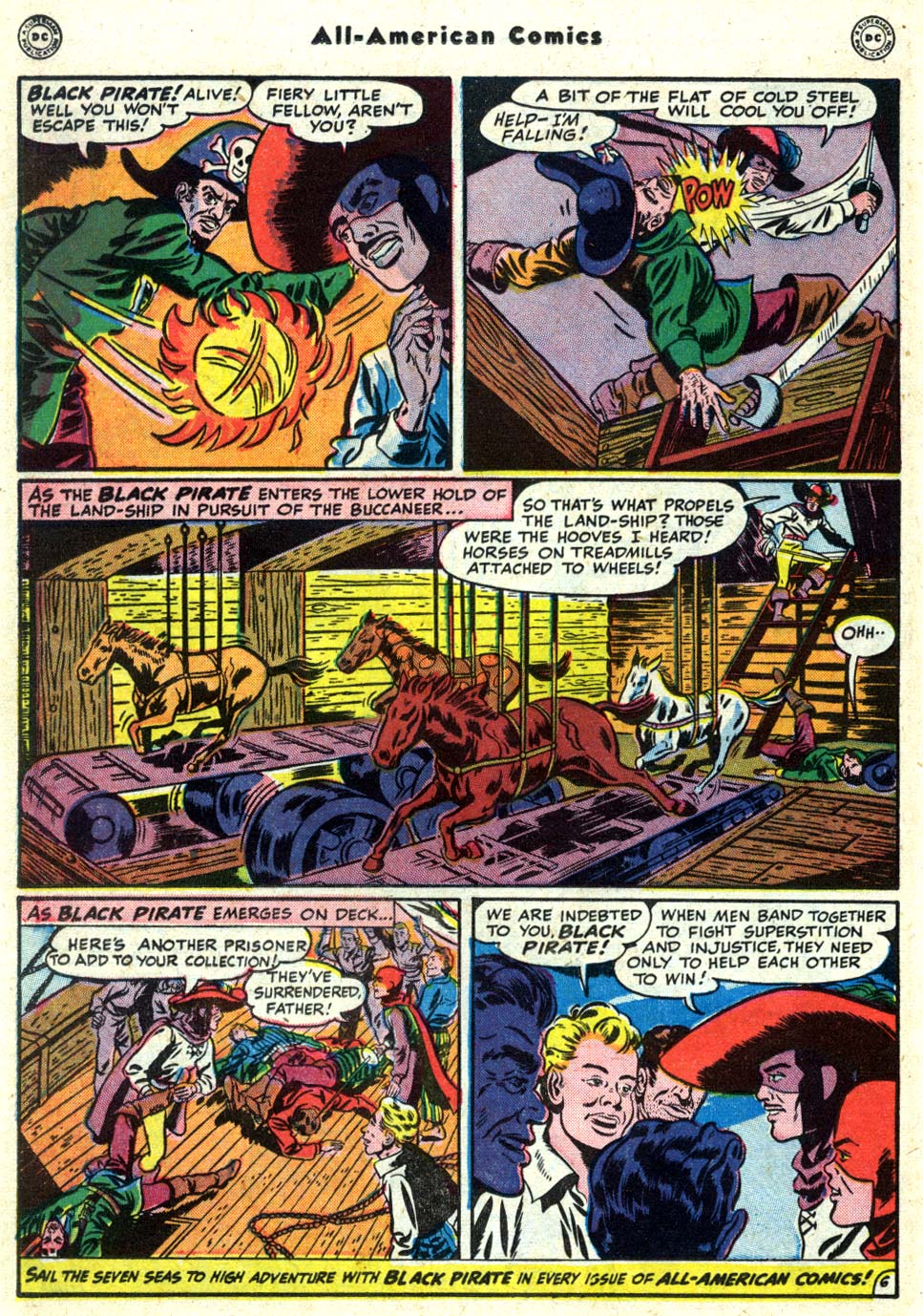 Read online All-American Comics (1939) comic -  Issue #101 - 32
