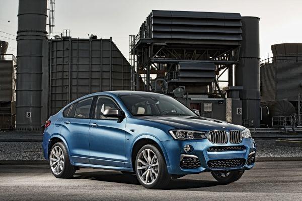 P90199578 lowRes bmw x4 m40i 09 2015 Η BMW το 2016 θα γιορτάσει 100 χρόνια ζωής με μια σειρά από εκδηλώσεις και παρουσιάσεις... Mοντέλων