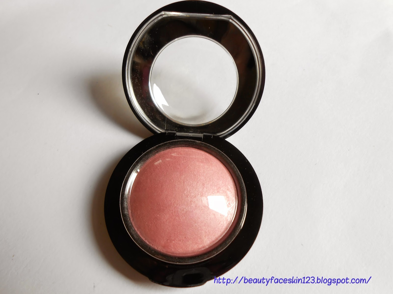 MAC MINERALIZE BLUSH JUST A WISP
