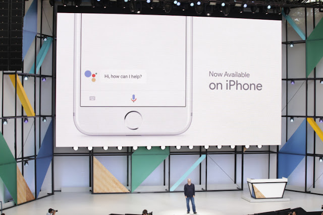 Google Assistant Now Launched in India for iphone