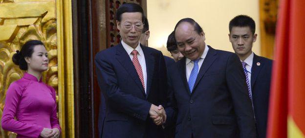 Trương Cao Lệ và nhiệm vụ giải cứu 'con tin' Phùng Quang Thanh?