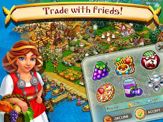 Harvest Land MOD v1.4.0 Apk (Unlimited Diamond + Money) Terbaru 2016 6