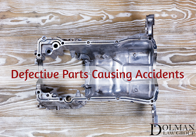 defective parts cause accidents in Florida
