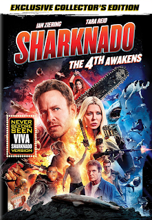 Sharknado: The 4th Awakens/Sharknado: Que la 4ª te acompañe