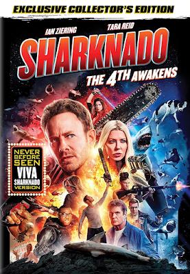 Sharknado: The 4th Awakens [Latino]