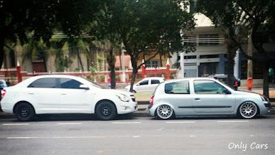 """Renault Clio Rebaixado R17"""""""