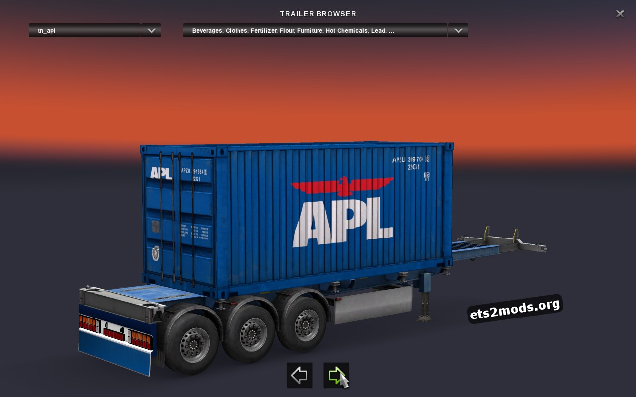 Container Pack V 1.0 by SmhKzl