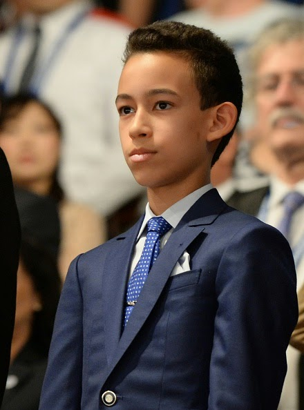 the royal prince in morocco