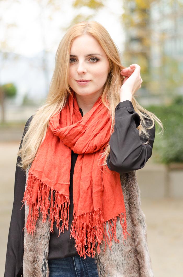 vancouver fashion blog, style, style blog, faux fur