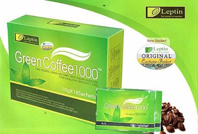 Daftar Harga Green Coffee Terbaru November 2017