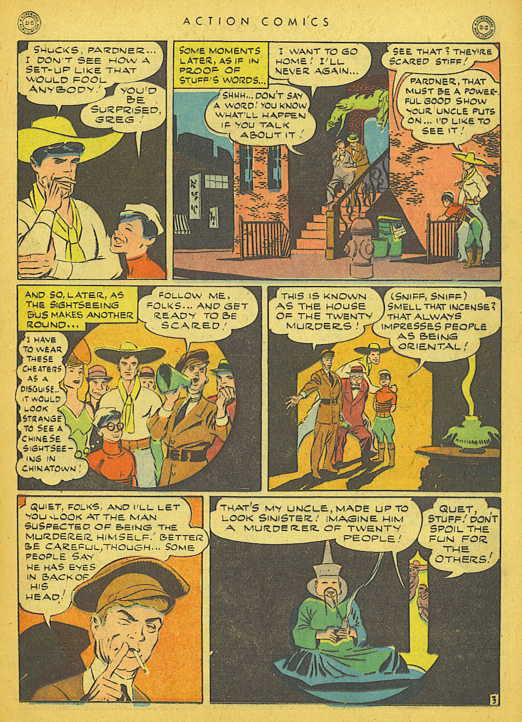Read online Action Comics (1938) comic -  Issue #86 - 25