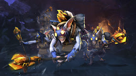 Meepo DOTA 2 Wallpaper, Fondo, Loading Screen