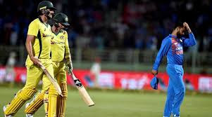 Highlights cricket India vs Australia 2nd T20 2019,