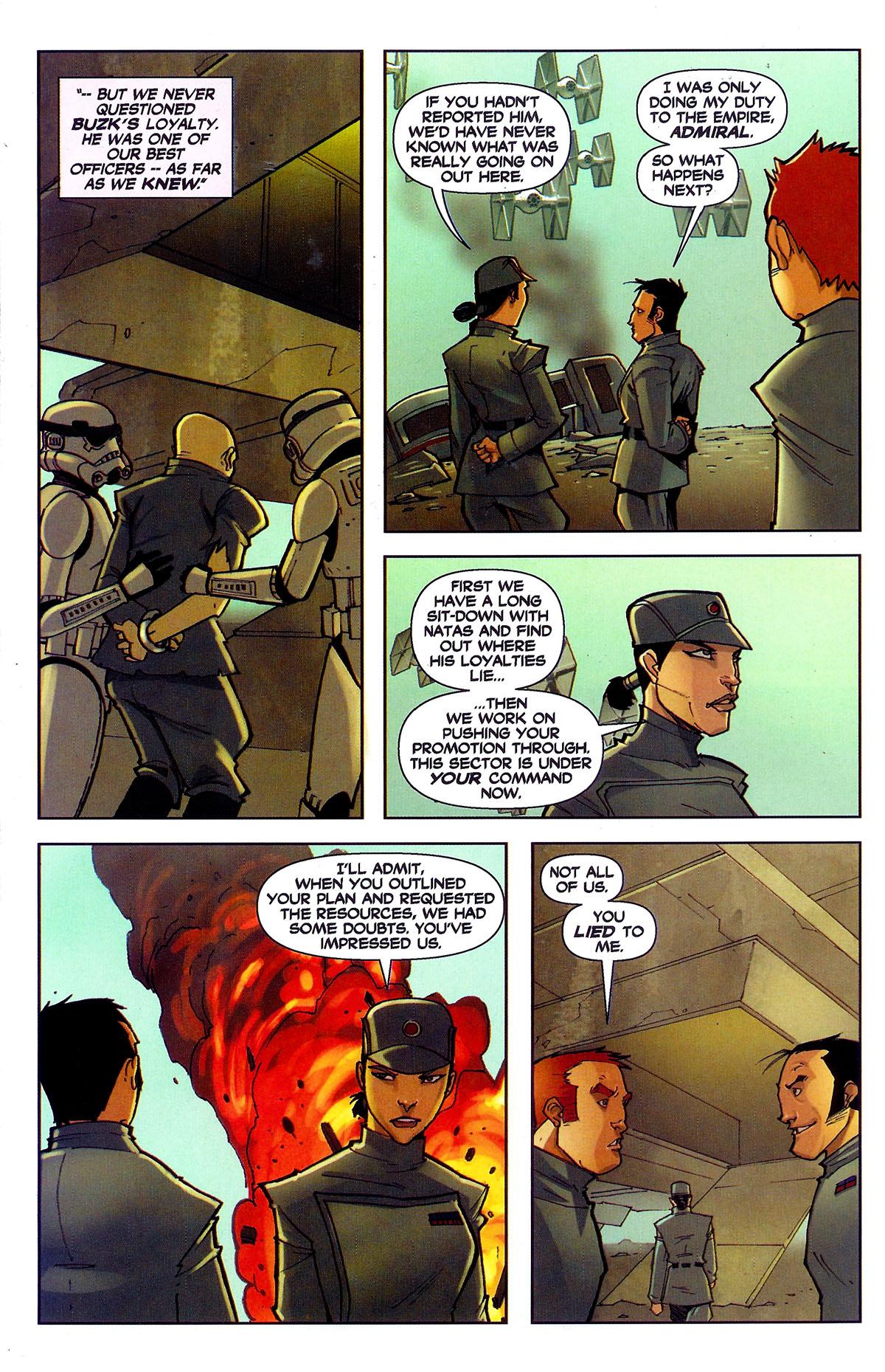 Read online Star Wars Omnibus comic -  Issue # Vol. 12 - 276