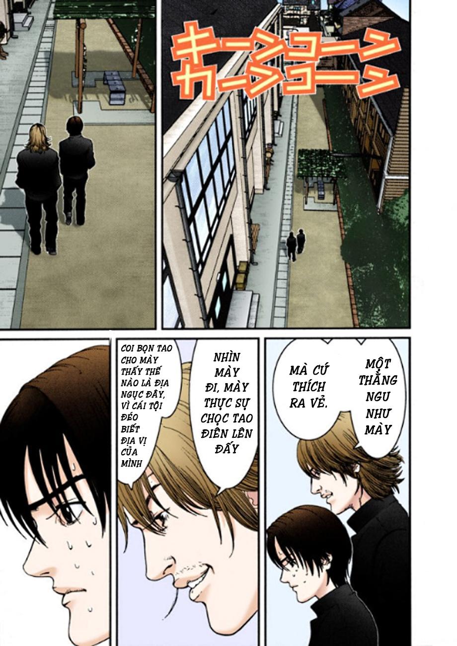 Gantz Chap 23: Cuộc sống hàng ngày trang 20