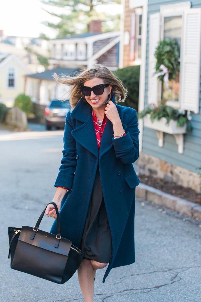 What to wear in Boston in December