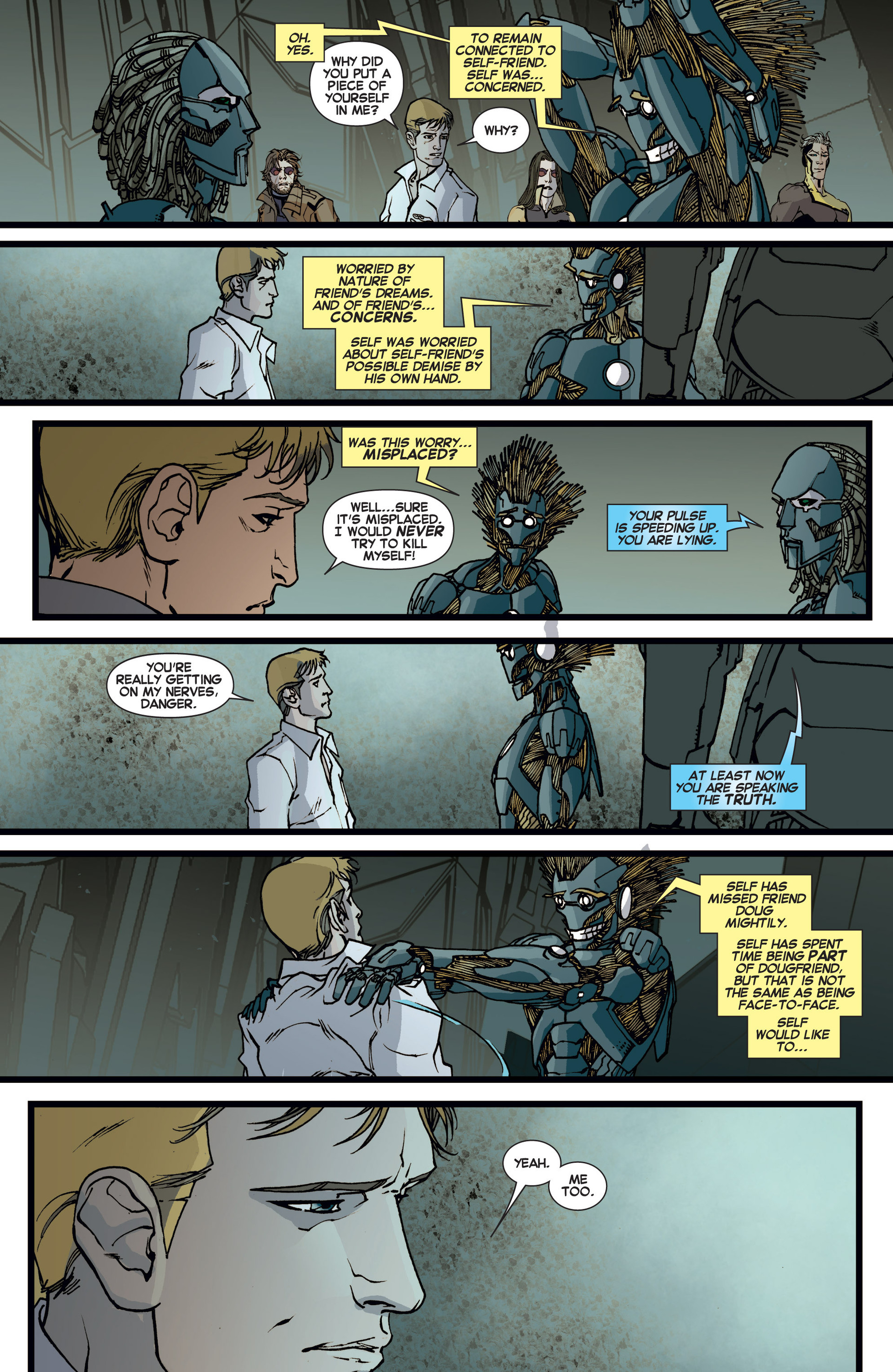 Read online All-New X-Factor comic -  Issue #6 - 18