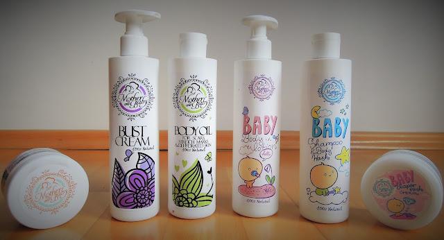 Kosmetika Hristina cosmetics Mother & Baby