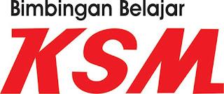 Logo Bimbingan Belajar KSM