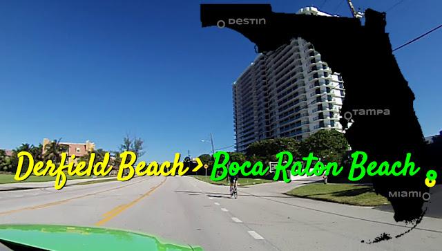 Deerfield Beach nach Boca Raton Beach