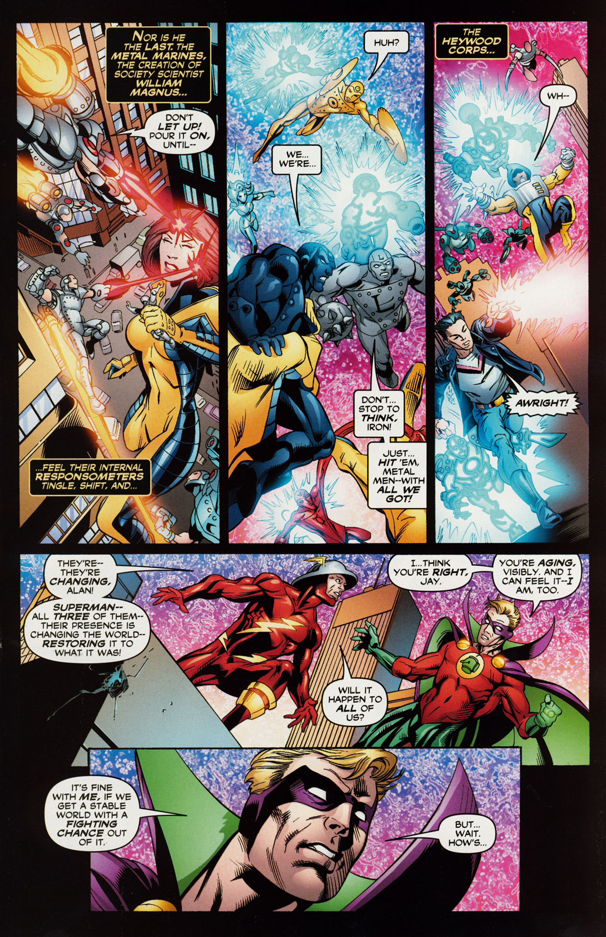 Read online Trinity (2008) comic -  Issue #41 - 8