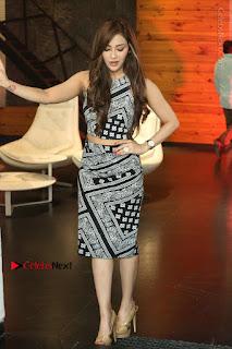 Telugu Actress Angela Krislinzki Latest Pos in Short Dress  0041.JPG