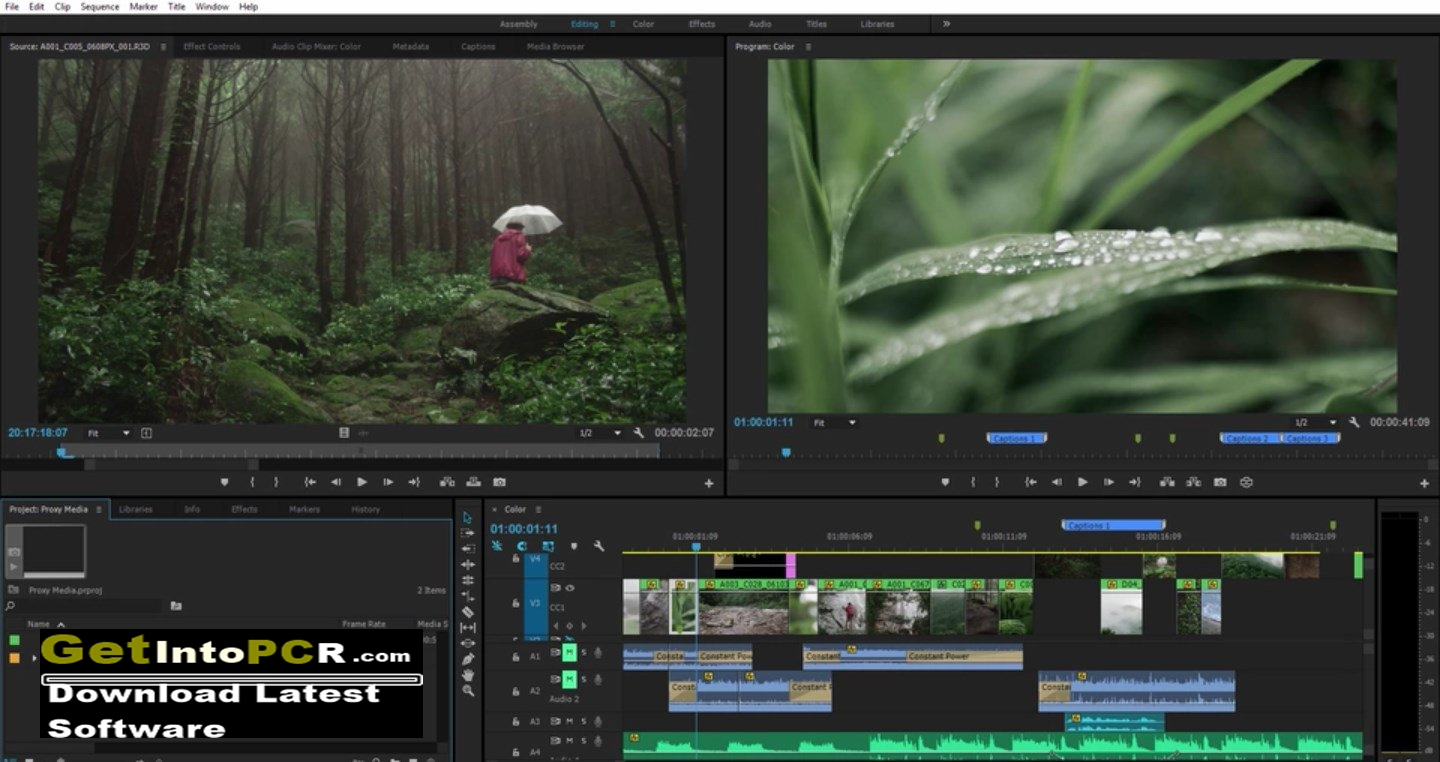 Adobe Premiere Pro Cc - Free downloads and reviews - CNET