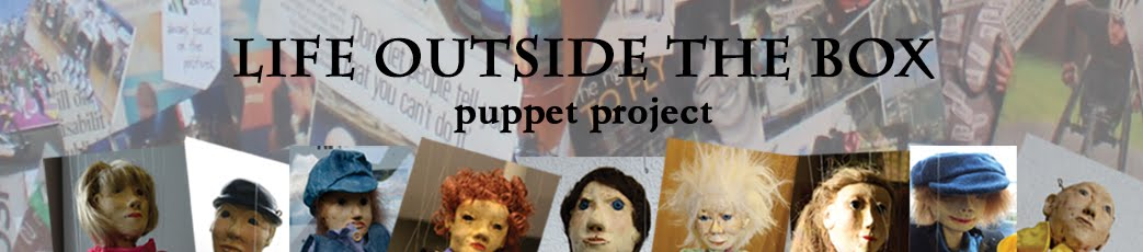 Life Outside The Box Puppet Project