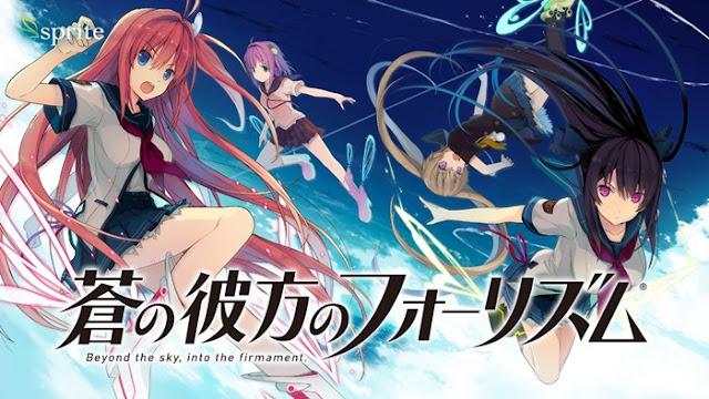 Download Ao no Kanata no Four Rhythm Episode 1 – 12 (End) Subtitle Indonesia