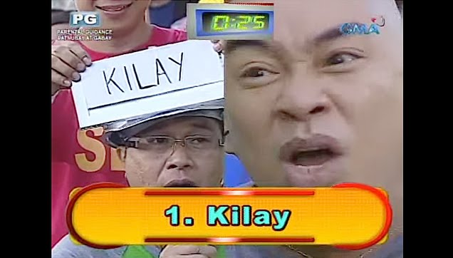 Wally Bayola and Jose Manalo plays Pinoy Henyo