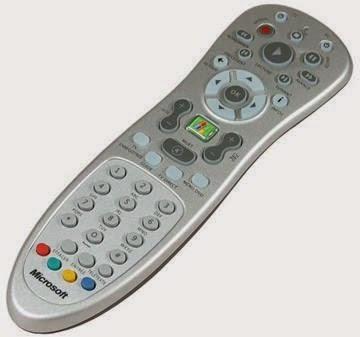 La télécommande   جهاز التحكم عن بعد